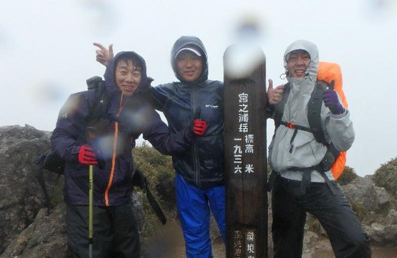 一緒に険しい山を登る 家族のように見守ってくれるからチャレンジできる