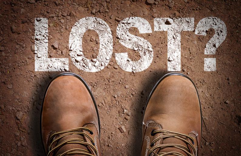 焦燥感を抱えながら、必死で出口を探して・・・迷走していた。