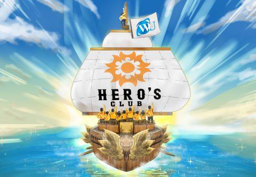 """和の国、日本を元気に""""楽しさ""""を響かそう!<br>「ヒーローズクラブ大感謝祭」12/16(月)開催決定!"""